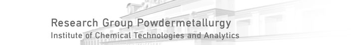 Research Group Powdermetallurgy